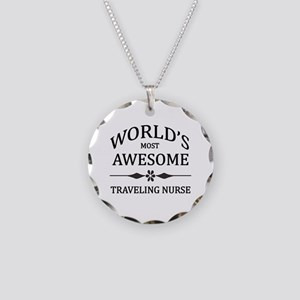 World's Most Awesome Traveling Nurse Necklace Circ