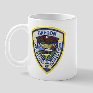 Oregon Corrections Mug