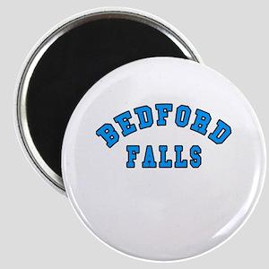 Bedford Falls Blue Magnet