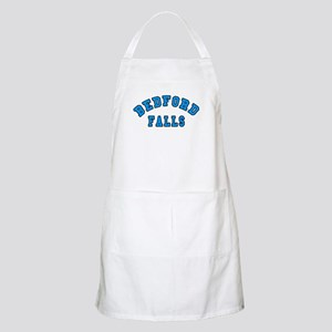 Bedford Falls Blue BBQ Apron