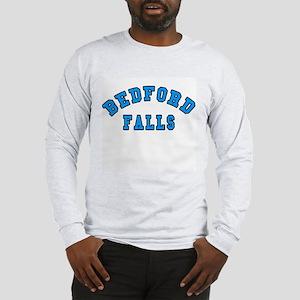 Bedford Falls Blue Long Sleeve T-Shirt