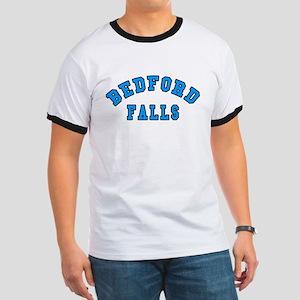 Bedford Falls Blue Ringer T