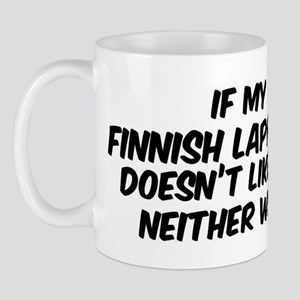 If my Finnish Lapphund Mug