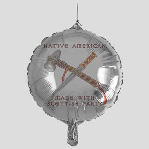 Native American/Scots Balloon