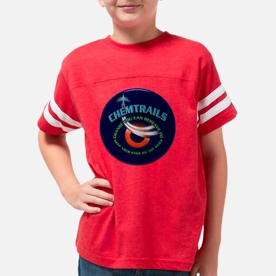 2-Obamanationrndblu Youth Football Shirt