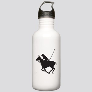 Polo Pony Silhouette Stainless Water Bottle 1.0L