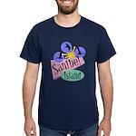 Sanibel Retro Pelicans - Dark T-Shirt
