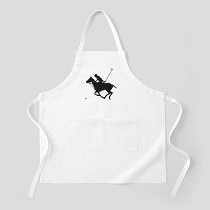 Polo Pony Silhouette Apron