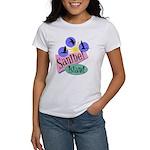 Sanibel Retro Pelicans - Women's T-Shirt