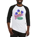 Sanibel Retro Pelicans - Baseball Jersey