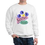 Sanibel Retro Pelicans - Sweatshirt