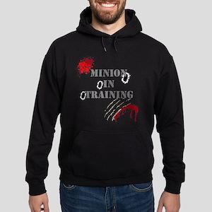 Minion In Training 2 Hoodie
