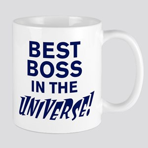 BEST BOSS IN THE UNIVERSE! Mug