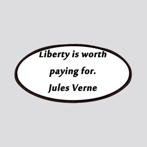 Verne on Liberty Patch