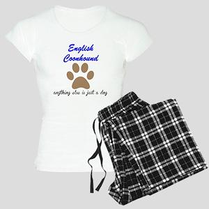 Just A Dog English Coonhound pajamas