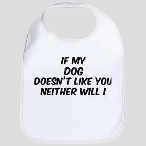 If my Dog Bib