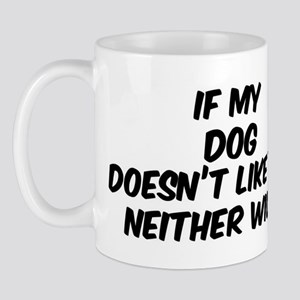 If my Dog Mug