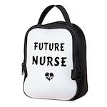 Future Nurse Neoprene Lunch Bag