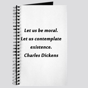 Dickens On Existence Journal