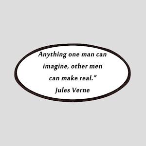 Verne On Imagination Patch