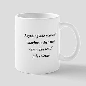 Verne On Imagination 11 oz Ceramic Mug