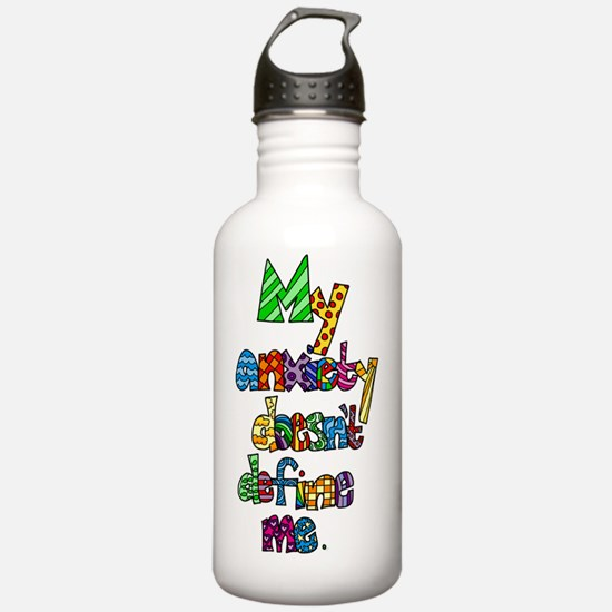 Unique Mindfulness Water Bottle