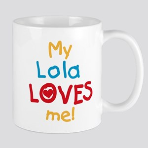 My Lola Loves Me Mug
