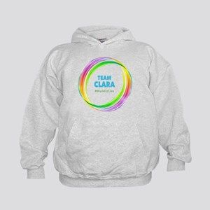 Miracle for Clara /Team Clara Kids Hoodie