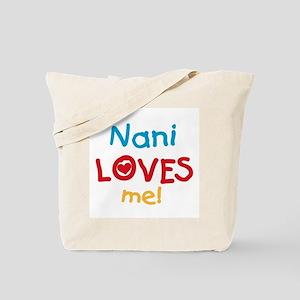 Nani Loves Me Tote Bag
