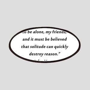 Verne on Solitude Patch