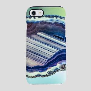 Blue Agate iPhone 7 Tough Case
