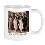 MUG: What Suzuki Book Are YOU In?