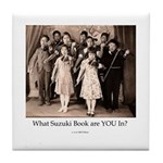 COASTER: What Suzuki Book Are YOU In?