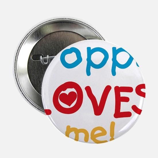"""Poppi Loves Me 2.25"""" Button"""