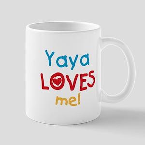 Yaya Loves Me Mug