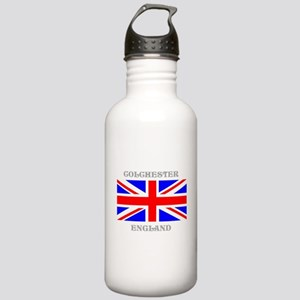 Colchester England Stainless Water Bottle 1.0L