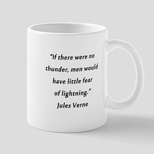 Verne On Thunder 11 oz Ceramic Mug