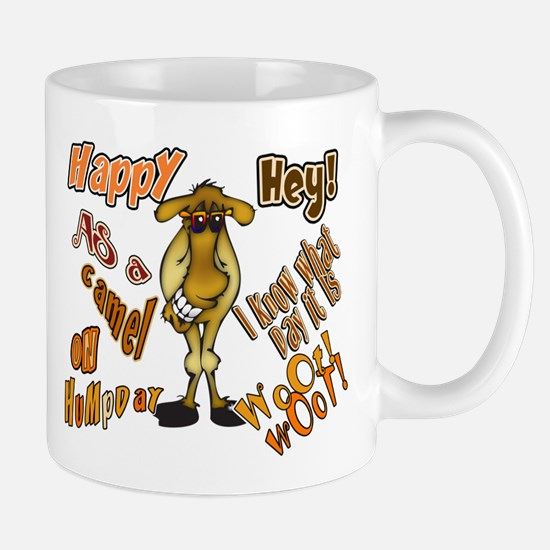 Happy HumP Day Mug