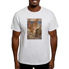 Jackson 13 Ash Grey T-Shirt