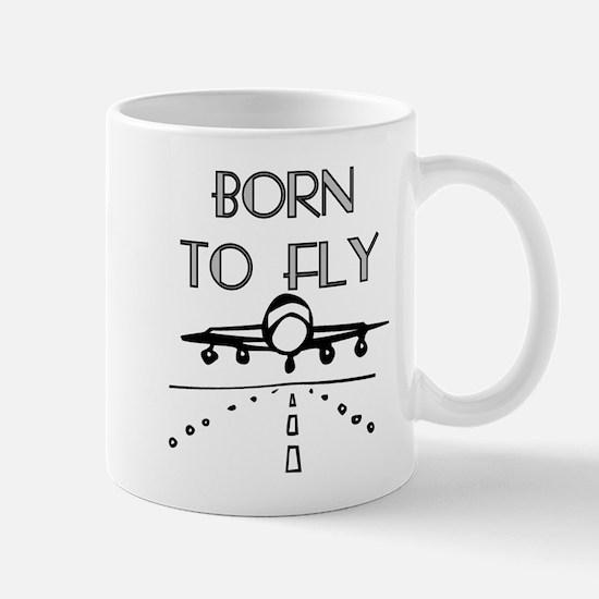 Born to Fly Mug