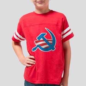 sickle02 Youth Football Shirt