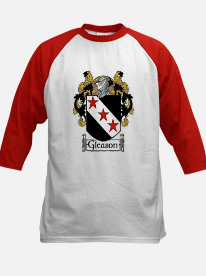 Gleason Coat of Arms Kids Baseball Jersey