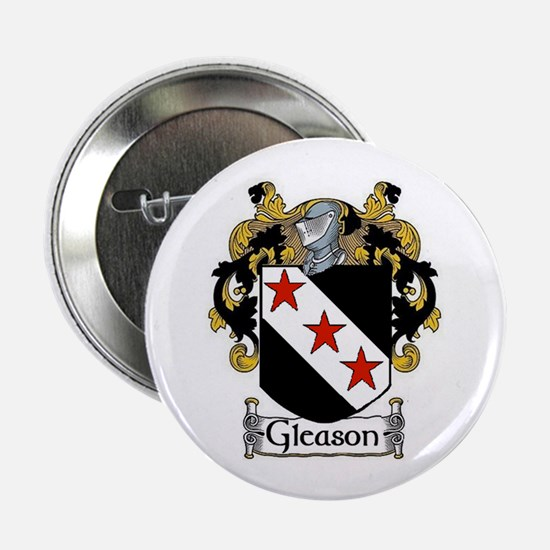 "Gleason Coat of Arms 2.25"" Button (10 pack)"