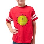 as_PI_clock Youth Football Shirt