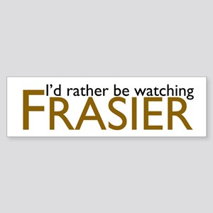 Frasier Sticker (Bumper)