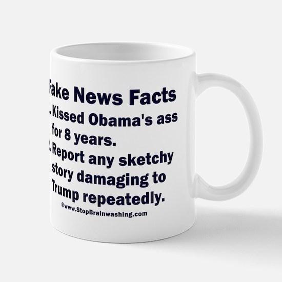 Fake News Facts Mug
