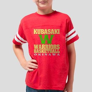 KWarriors bkb dark Youth Football Shirt