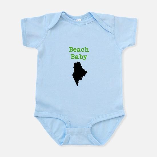 Maine Organic Baby Body Suit