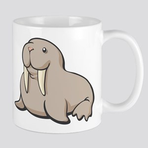 Cartoon Walrus Mug