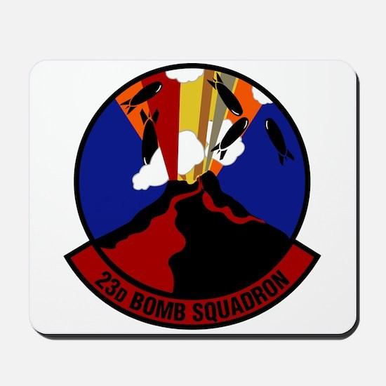 23rd Bomb Squadron Mousepad